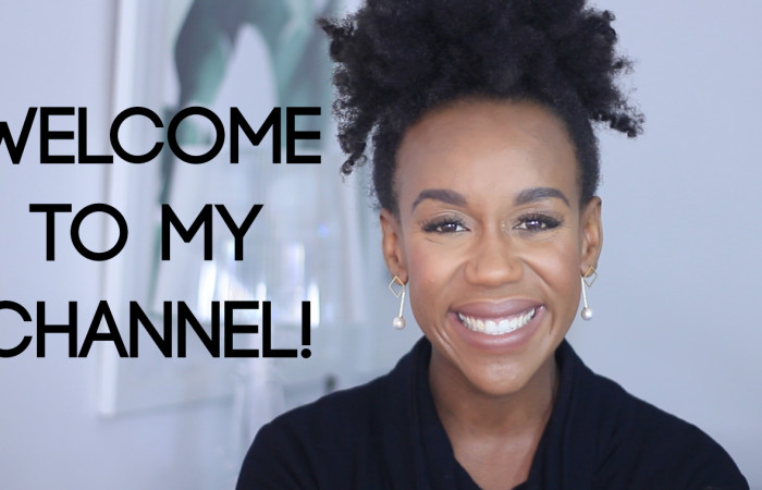 NEW YOUTUBE CHANNEL: FASHION, BEAUTY & NATURAL HAIR